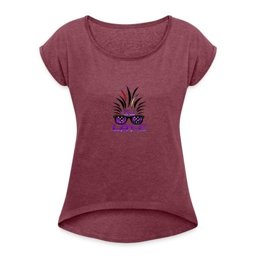 OutLess - Women's Roll Cuff T-Shirt