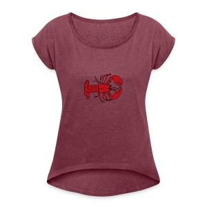 W0010 Gift Card - Women's Roll Cuff T-Shirt