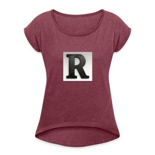 UPrun - Women's Roll Cuff T-Shirt