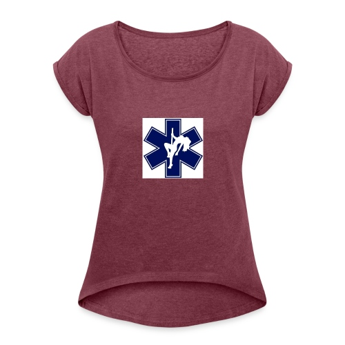 Hooker SOL - Women's Roll Cuff T-Shirt