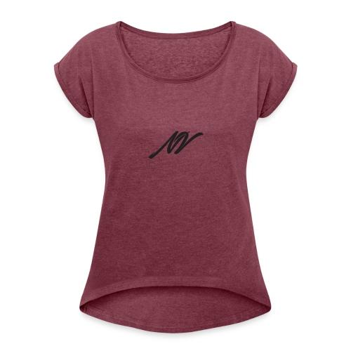 NV - Women's Roll Cuff T-Shirt