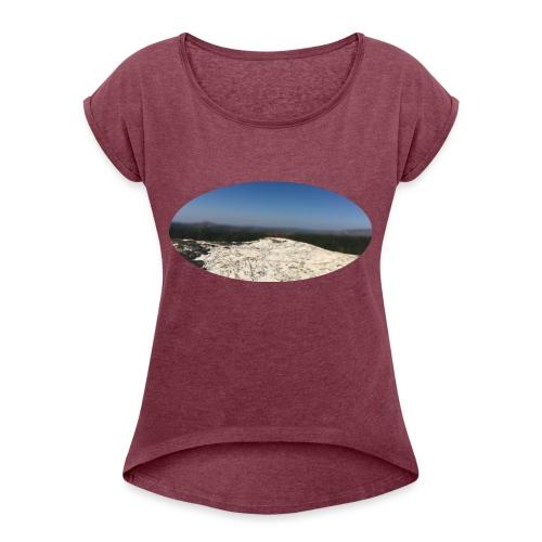 Rock - Women's Roll Cuff T-Shirt