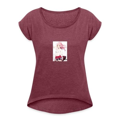 lucyYT - Women's Roll Cuff T-Shirt