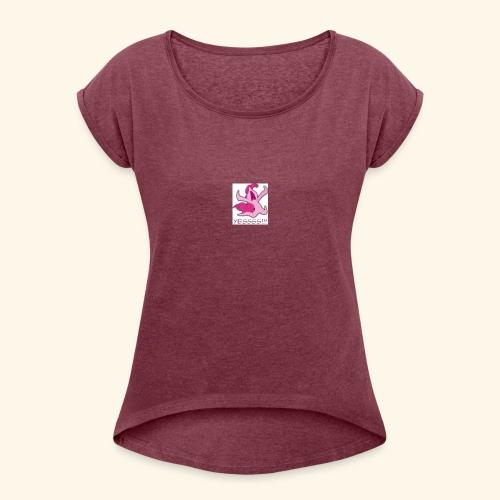 Success - Women's Roll Cuff T-Shirt