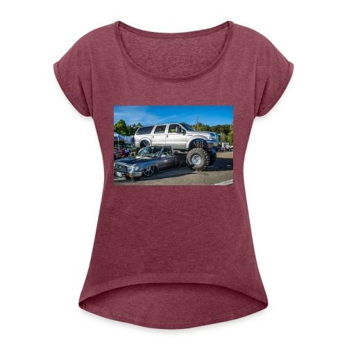 FB IMG 1494137390200 - Women's Roll Cuff T-Shirt