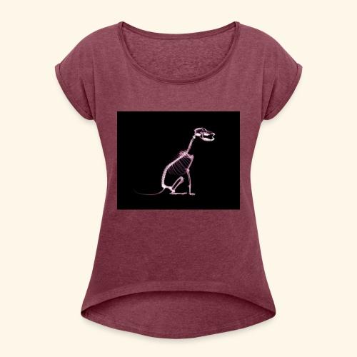 straydog - Women's Roll Cuff T-Shirt