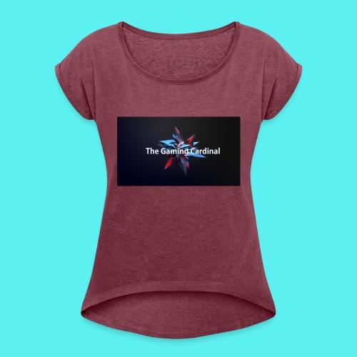 Picture1 - Women's Roll Cuff T-Shirt
