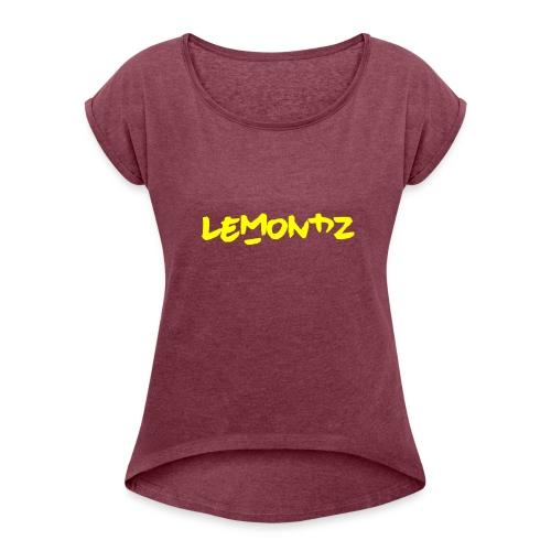 Kid Generation - Women's Roll Cuff T-Shirt
