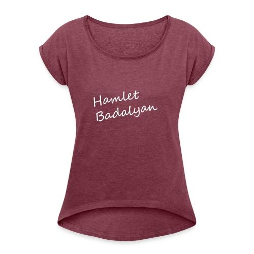 HB - Women's Roll Cuff T-Shirt