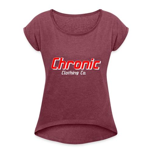 Chronic Classic - Women's Roll Cuff T-Shirt