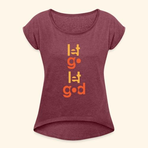 LGLG #11 - Women's Roll Cuff T-Shirt