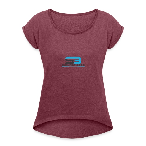 Summer Bods Apparel - First Edition - Women's Roll Cuff T-Shirt