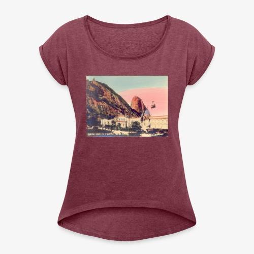 Sugarloaf Rio de Janeiro - Women's Roll Cuff T-Shirt