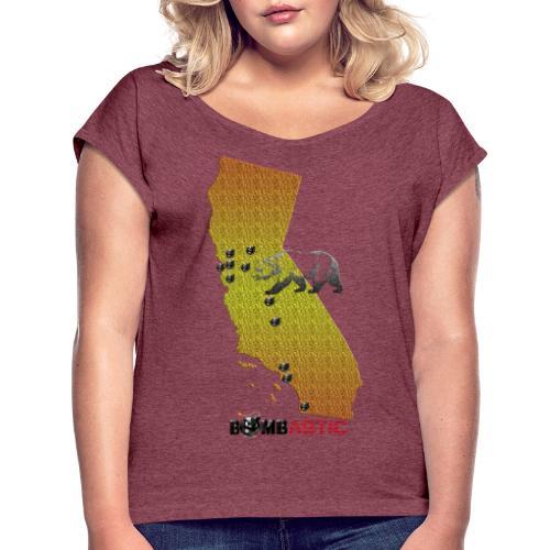Golden State - Women's Roll Cuff T-Shirt