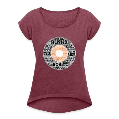 MB20 Fanniversary Apparel - Women's Roll Cuff T-Shirt
