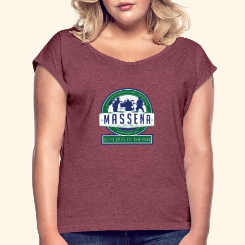 Massena CitP - Women's Roll Cuff T-Shirt