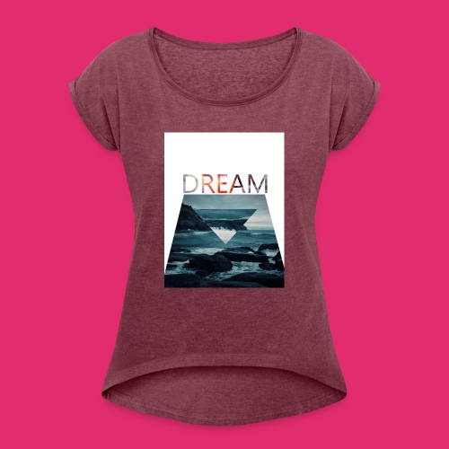 Perspective - Women's Roll Cuff T-Shirt