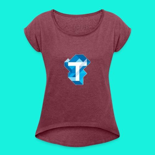 Youth - Women's Roll Cuff T-Shirt