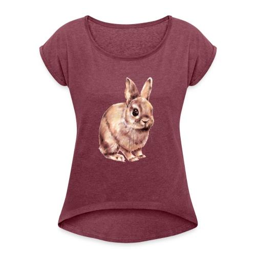 Rabbit - Women's Roll Cuff T-Shirt