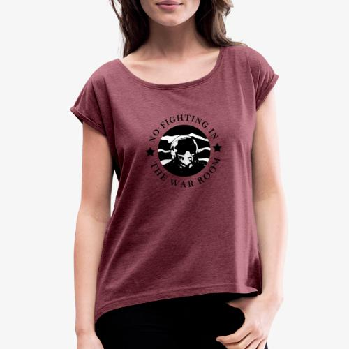 Motto - Pilot - Women's Roll Cuff T-Shirt