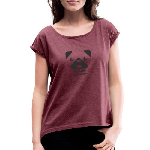 Link Charlie - Women's Roll Cuff T-Shirt