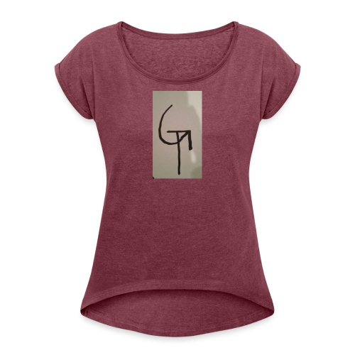 Gucci Trickshots - Women's Roll Cuff T-Shirt