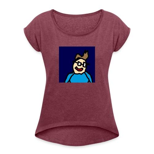 Official Luke Shirt - Women's Roll Cuff T-Shirt
