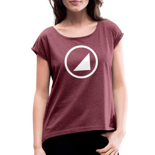 BULGEBULL - Women's Roll Cuff T-Shirt
