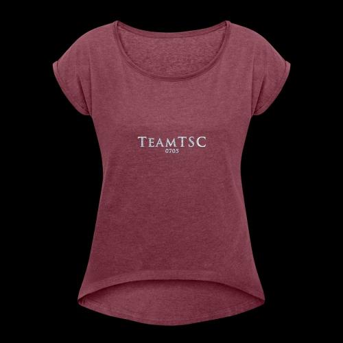 teamTSC Freeze - Women's Roll Cuff T-Shirt