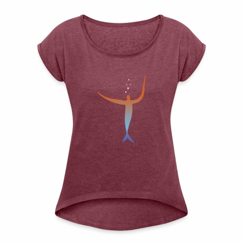 Lyricomp - Women's Roll Cuff T-Shirt