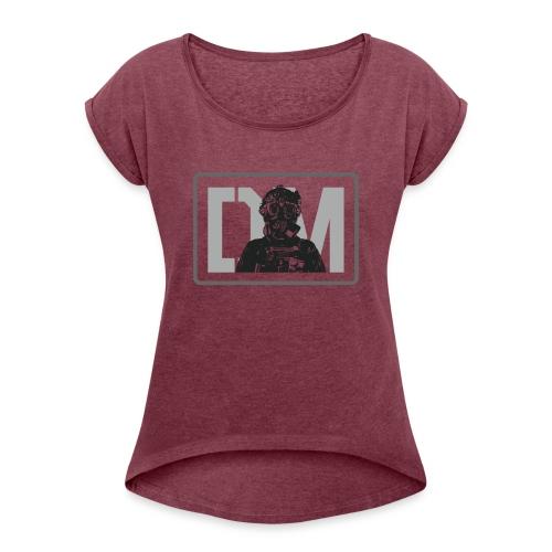 Defense Mechanisms: Make Ready - Women's Roll Cuff T-Shirt