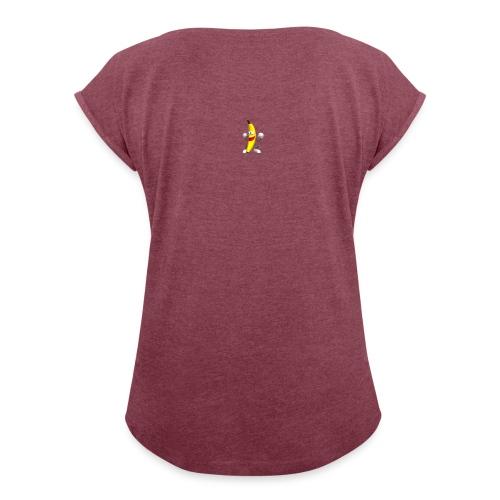 tylertheYT - Women's Roll Cuff T-Shirt