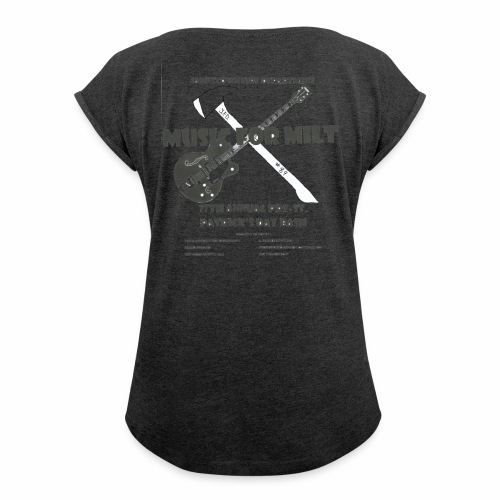 2018 Pre-St. Patricks Day Bash - Women's Roll Cuff T-Shirt