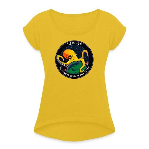 NROL 39 - Women's Roll Cuff T-Shirt