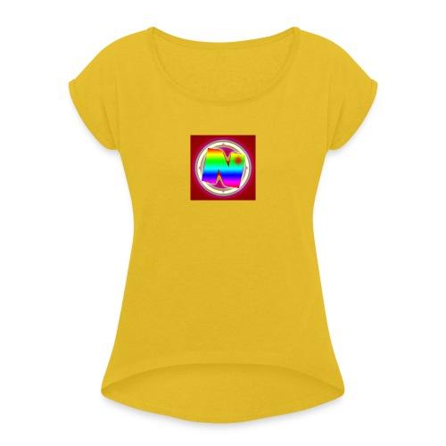 Nurvc - Women's Roll Cuff T-Shirt