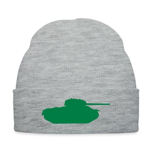 T49 - Knit Cap with Cuff Print