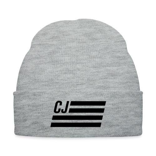 CJ flag - Autonaut.com - Knit Cap with Cuff Print