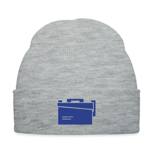 Ammo Can - Knit Cap with Cuff Print