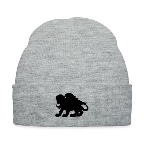 poloshirt - Knit Cap with Cuff Print