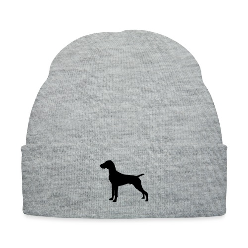 German Shorthaired Pointer - Knit Cap with Cuff Print