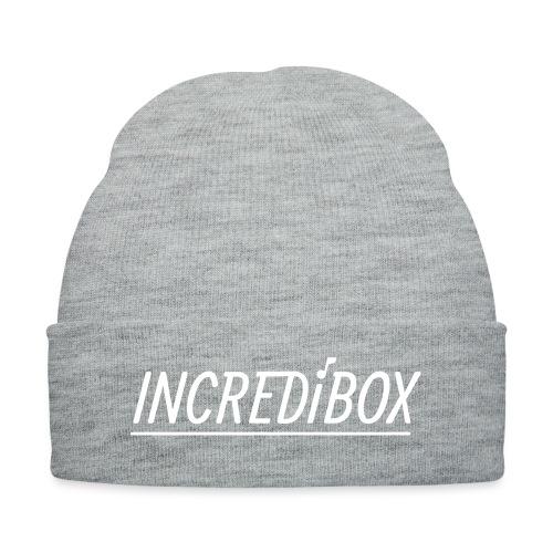 incredibox-maj - Knit Cap with Cuff Print
