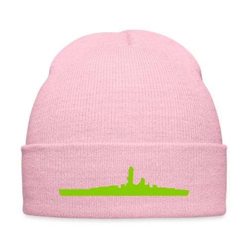 battleship - Knit Cap with Cuff Print