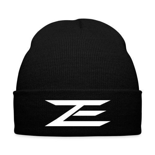 Final_ZACH_LOGO - Knit Cap with Cuff Print