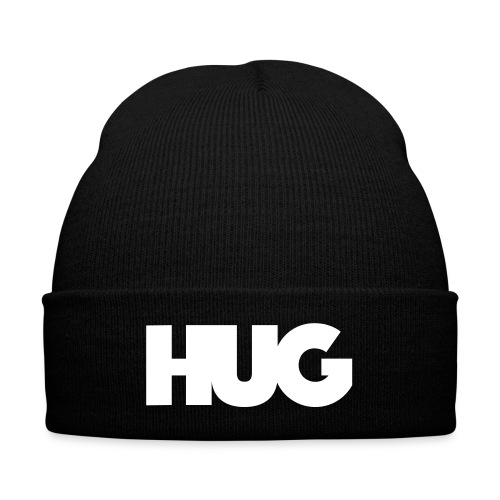 HUG Center (Founder Set) - Knit Cap with Cuff Print