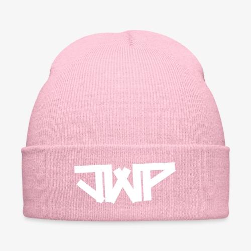 jwplogo - Knit Cap with Cuff Print