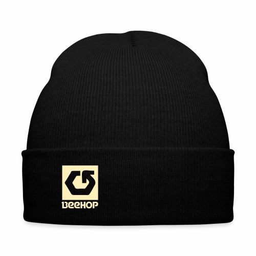 beehop2 - Knit Cap with Cuff Print