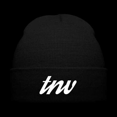 TNV AI - Knit Cap with Cuff Print
