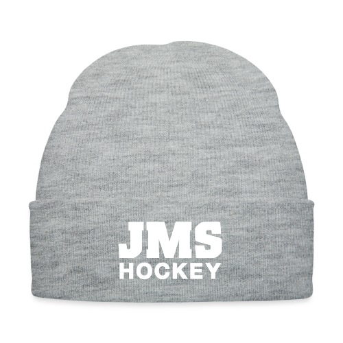 shirt-logo-only - Knit Cap with Cuff Print
