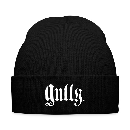 MB Gully - Knit Cap with Cuff Print