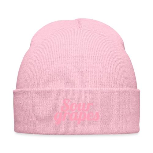 SG - Knit Cap with Cuff Print